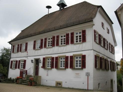 Vereinsraum im Alten Rathaus